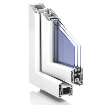 Конструкция пластикового окна