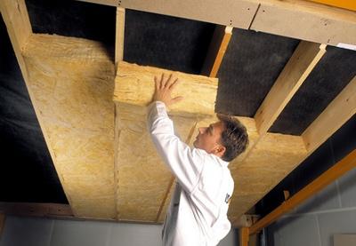 Утеплить крышу