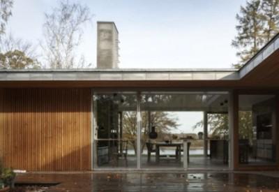 Энергоэффективный дом Villa Buresø