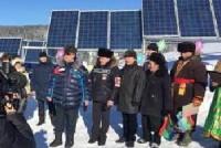 Запуск электростанции в Кузбассе