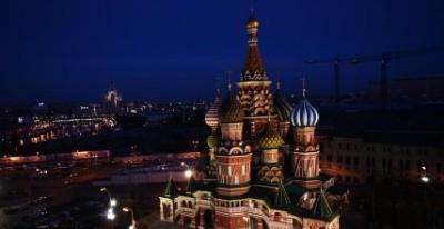 Москва в Час Земли