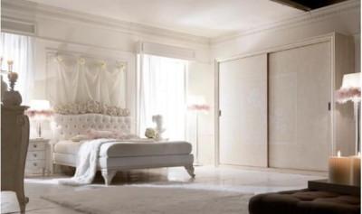 Двуспальные кровати из Италии