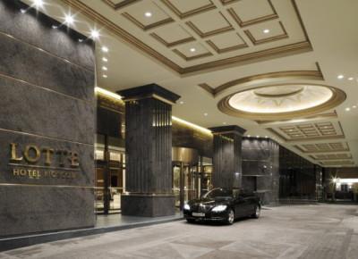 пятизвездочная гостиница