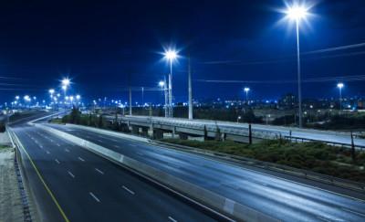 Освещение улиц