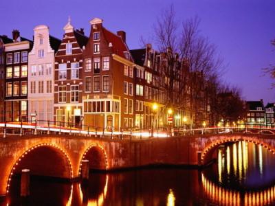отели Амстердама