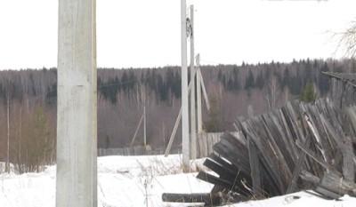 Электролиния в Гусевку
