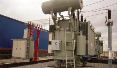 трехфазный масляный трансформатор серии ТМ