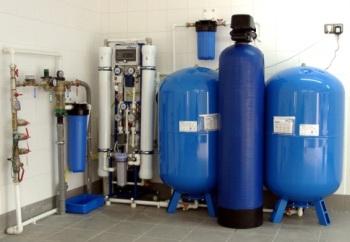 Формирование системы очистки воды