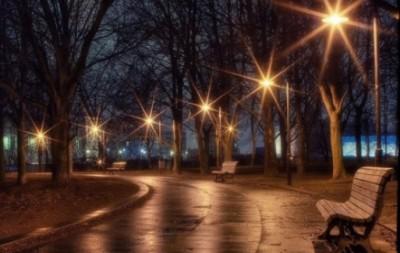 Светильники на улице