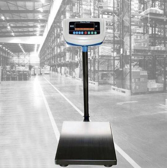 Весы платформенные ВП-100