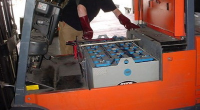Эксплуатация тяговых аккумуляторных батарей