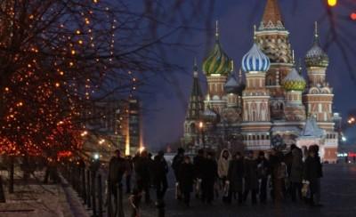 Подсветка в Москве