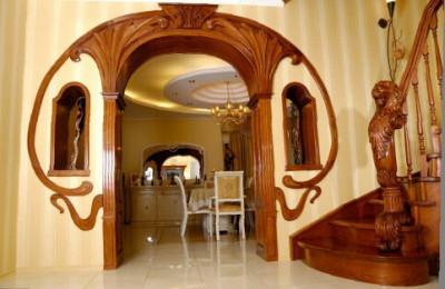 арка межкомнатная