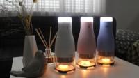 Лампа от свечи