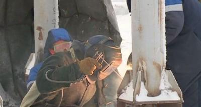 Подстанция на Газ-Сале