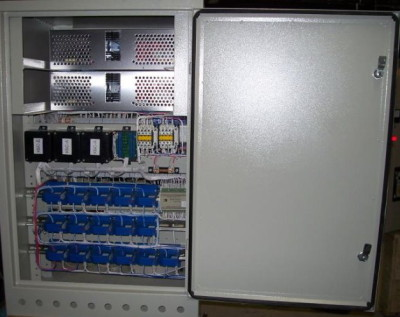Шкафы питания оперативным током