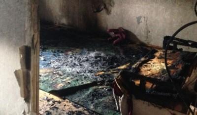 Пожар в детском саду