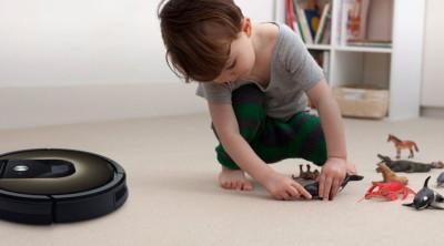 робот iRobot