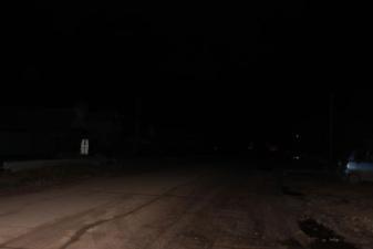 Улица без света