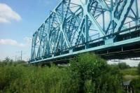 Мост в Брянске