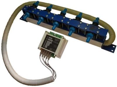 Блок датчиков протока воды