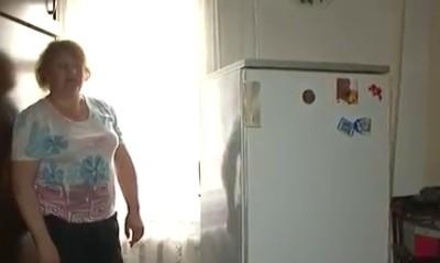 Сгорел холодильник
