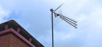 Монтаж эфирных цифровых антенн