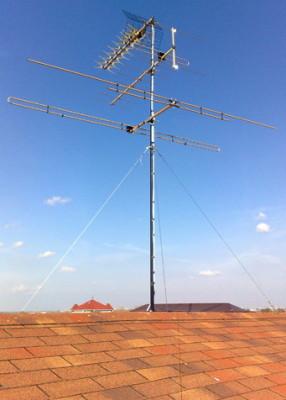 цифровые эфирные антенны