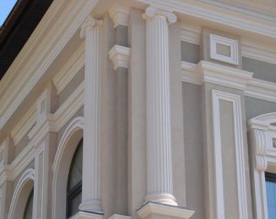 оформления фасадов зданий