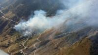 Пожар в Мококе