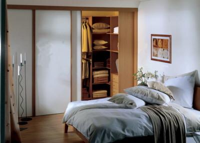 шкафный тип хранения одежды