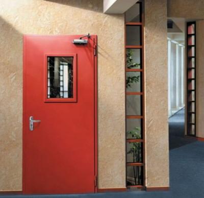 Противопожарные и взрывоустойчивые двери