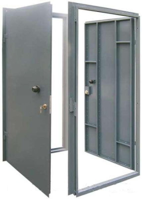 Временные технические двери