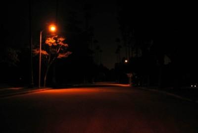 Улица без фонарей