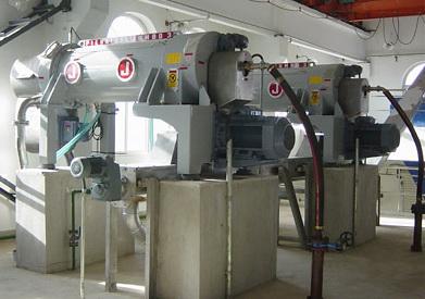 Промышленные центрифуги