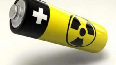 топливный элемент из радиоактивных отходов