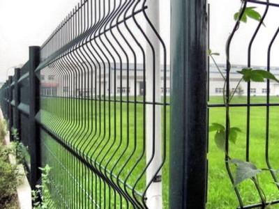 сварной секционнный забор