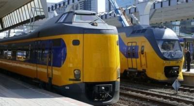 поезд в Нидерландах