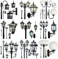 Светильники для уличного освещения