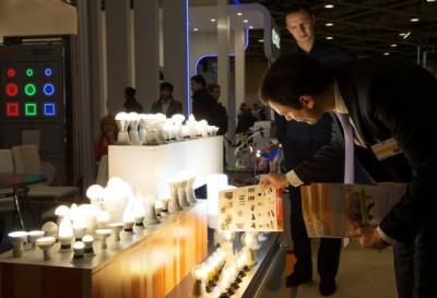 выставка светотехники
