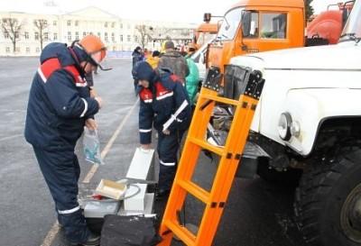 Смотр спецтехники в Ярославле