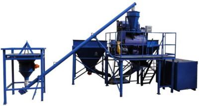 Мини завод по производству бетонных изделий