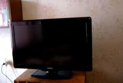 Сгорел телевизор