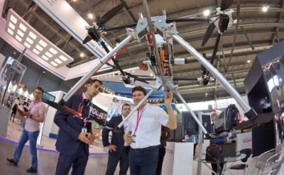 Квадрокоптер для энергетиков