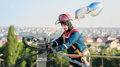 Светильники на дорогах