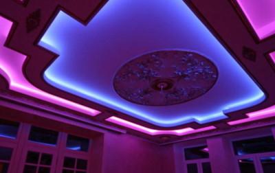 Использование светодиодных лент