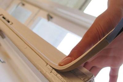 Самостоятельный ремонт деревянного окна