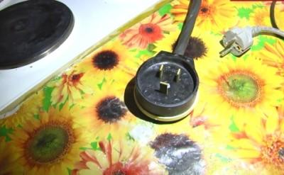Электроплита не работает