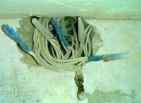 Неисправная электропроводка