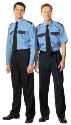 Спецодежда охранников